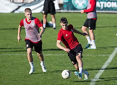 2019-10-09 Wales U21 Training