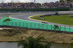 November 10, 2018 - Sao Paulo, Brazil - Motorsports: FIA Formula One World Championship 2018, Grand Prix of Brazil World Championship;2018;Grand Prix;Brazil ,  #77 Valtteri Bottas (FIN, Mercedes AMG Petronas) (Credit Image: © Hoch Zwei via ZUMA Wire)