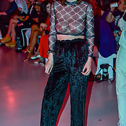 Backstate at Fashion Scout - SS19 Day 3, on 15 September 2019, London, UK