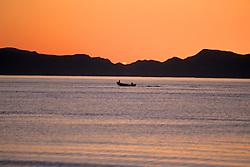 Dawn In Baja