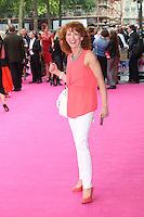 Bonnie Langford, Walking On Sunshine - World Film Premiere, Vue West End Leicester Square, London UK, 11 June 2014, Photo by Richard Goldschmidt
