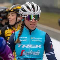 10-03-2021: Wielrennen: Healthy Ageing Tour: Assen<br />Shirin van Anrooij