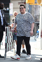 August 15, 2018 - New York, NY, USA - August 15, 2018 New York City..Jordan Smith made an appearance  on Build Speaker Series on August 15, 2018 in New York City. (Credit Image: © Kristin Callahan/Ace Pictures via ZUMA Press)