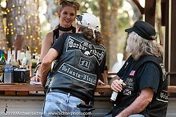 Broken Spoke Saloon in Ormond Beach during Daytona Beach Bike Week, FL. USA. Sunday, March 10, 2019. Photography ©2019 Michael Lichter.