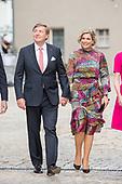 Koningspaar bezoekt Mecklenburg en Brandenburg Dag 2