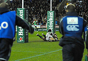 Reading, GREAT BRITAIN, during the third round Heineken Cup game, London Irish vs Ulster Rugby, at the Madejski Stadium, Reading ENGLAND, Sat., <br /> 09.12.2006. [Photo Peter Spurrier/Intersport Images]