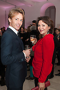ALVISE ORSINI; COUNTESS CRESPI, Valentino: Master of Couture - private view. Somerset House, London. 28 November 2012