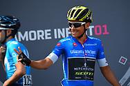 Johan Esteban Chaves (COL - Mitchelton - Scott) during the 101th Tour of Italy, Giro d'Italia 2018, stage 10, Penne - Gualdo Tadino 239 km on May 15, 2018 in Italy - Photo Dario Belingheri / BettiniPhoto / ProSportsImages / DPPI