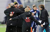 Fotball , 19. april 2013 , Tippeligaen , Eliteserien<br /> Start - Vålerenga<br /> Mons Ivar Mjelde, Start<br /> <br /> <br /> Foto: Ole Fjalsett, Digitalsport