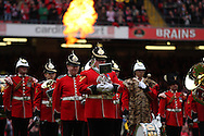 RBS Six nations championship 2010, Wales v Italy at the Millennium Stadium in Cardiff  on Sat 20th March 2010. pic by Andrew Orchard, Andrew Orchard sports photography,
