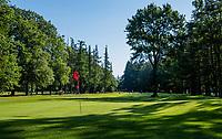 EINDHOVEN   - hole 12 ,  Golfbaan Welschap.   COPYRIGHT KOEN SUYK