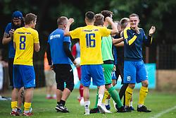 during football match between ND Beltinci and NK Bravo in 1st Round of Pokal Slovenije 2020/21, on September 23, 2020 in Športni park Beltinic, Slovenia. Photo by Blaž Weindorfer / Sportida