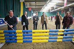 Jury<br /> BWP Hengstenkeuring Moorsele 2009<br /> Photo © Hippo Foto