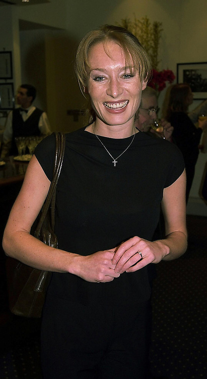 Actress VICTORIA SMURFIT, at a reception in London on 22nd February 2000.OBH 22