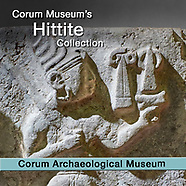 Pictures of Hittite Antiquities & artefacts of Corum Archaeological Museum, Turkey -