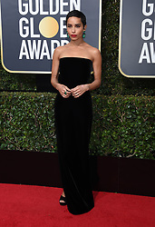 Kit Harington at the 75th Annual Golden Globe Awards held at the Beverly Hilton Hotel on January 7, 2018 in Beverly Hills, CA ©Tammie Arroyo-GG18/AFF-USA.com. 07 Jan 2018 Pictured: Zoe Kravitz. Photo credit: MEGA TheMegaAgency.com +1 888 505 6342