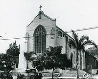 1931 St Thomas Episcopal Church on Hollywood Blvd.