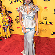 NLD/Scheveningen/20161030 - Premiere musical The Lion King, Carolina Dijkhuizen