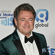 Alan Titchmarsh arrivers at the Global's Make Some Noise Night at Finsbury Square Marquee on 20 November 2018, London, UK.
