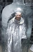 Scott Henshall. Opening of the Absolut Icebar. Heddon St. London. 29 September 2005. ONE TIME USE ONLY - DO NOT ARCHIVE © Copyright Photograph by Dafydd Jones 66 Stockwell Park Rd. London SW9 0DA Tel 020 7733 0108 www.dafjones.com