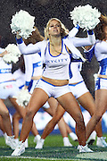 Sky CIty Cheer Team. Super 15 rugby union match, Blues v Highlanders at Eden Park, Auckland, New Zealand. Friday 17th June 2011. Photo: Anthony Au-Yeung / photosport.co.nz