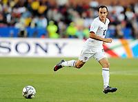 Fotball , 18. juni 2009<br /> Landon Donovan USA<br /> <br /> Fussball Confederations Cup 2009 in Suedafrika, USA - Brasil  0:3<br /> <br /> Norway only