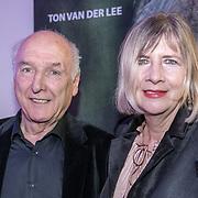 NLD/Bussum/20190306  - boekpresentatie 50 jaar Nederlandse popcultuur van Lex Harding, Peter Koelewijn en partner Els
