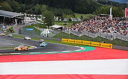01.08.2015, Red Bull Ring, Spielberg, AUT, DTM Red Bull Ring, Rennen, im Bild Jamie Green (GRB, Audi RS 5 DTM), qEdoardo Mortara (ITA, Audi RS 5 DTM), Pascal Wehrlein (GER, Mercedes-AMG C 63 DTM), Paul Di Resta (GBR, Mercedes-AMG C 63 DTM), Christian Vietoris (GER, Mercedes-AMG C 63 DTM), Augusto Farfus (BRA, BMW M4 DTM) // during the DTM Championships 2015 at the Red Bull Ring in Spielberg, Austria, 2015/08/01, EXPA Pictures © 2015, PhotoCredit: EXPA/ Dominik Angerer
