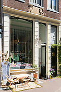 The Darling shop in the Nine Streets, de 9 Straatjes,  shopping district, Amsterdam