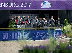 Bruynseels Niels, BEL, Cas de Liberte<br /> FEI European Jumping Championships - Goteborg 2017 <br /> © Hippo Foto - Dirk Caremans