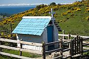 Shrine on Chiloe Island, Chile