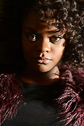 """MANHATTAN, NEW YORK, OCTOBER 24, 2015 Actress and singer Shanice Williams, who will play Dorothy in NBC's """"The Wiz Live"""" is seen at Cinemaworld in Brooklyn, NY.  Williams is 19 years old and got the role, after it being her first audition ever. 10/24/2015 Photo by Jennifer S. Altman/For The Times"""