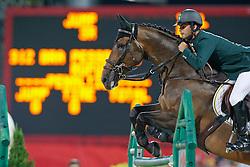 Pessoa Rodrigo (BRA) - Rufus<br /> Olympic Games Hong Kong 2008<br /> Photo © Dirk Caremans - Hippo Foto