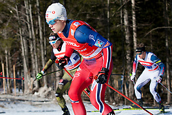 Eirik Brandsdal (NOR) during the Man team sprint race at FIS Cross Country World Cup Planica 2016, on January 17, 2016 at Planica, Slovenia. Photo By Urban Urbanc / Sportida