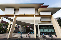 Chiang Mai University is a public university in Chiangmai that places an emphasis on science, engineering, medicine and agriculture. <br /> It  was the first provincial public university to be established outside of Bangkok. The university was founded in 1964.
