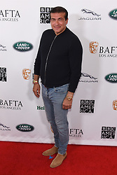 September 15, 2018 - Beverly Hills, California, USA - TAMER HASSAN attends the 2018 BAFTA Los Angeles + BBC America TV Tea Party at the Beverly Hilton in Beverly Hills. (Credit Image: © Billy Bennight/ZUMA Wire)