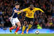 Scotland v Belgium 070918