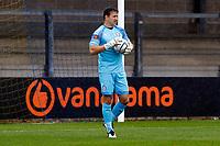 Ben Hinchliffe. Torquay United FC 1-0 Stockport County FC. Vanarama National League. 3.10.20