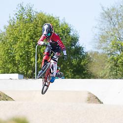 05-05-2020: Wielrennen: BMX KNWU: Papendal Merel Smulders