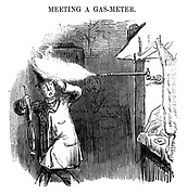 Meeting a Gas-Meter.