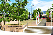 Milan Panic Amphitheater and Plaza on Campus of Chapman University
