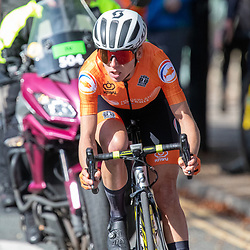 28-09-2019: WK wielrennen: Weg vrouwen: Yorkshire<br />