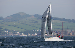 Largs Regatta Week 2015, hosted by Largs Sailing Club and Fairlie Yacht Club<br /> <br /> GBR1706C, Nemo 4, Eyeithene 24, Andy Malcolm<br /> <br /> Credit Marc Turner