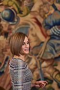 043015 Queen Letizia attends the Delivery of 'Tomas Francisco Prieto Award 2014'