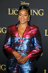 Tiffany Haddish at the World premiere of 'The Lion King' held at the Dolby Theatre in Hollywood, USA on July 9, 2019.
