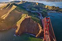 Golden Gate Bridge & Marin Headlands II