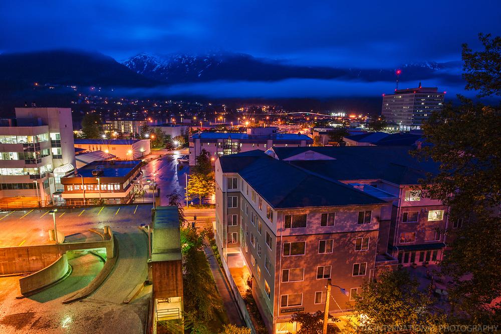 Juneau @ Night