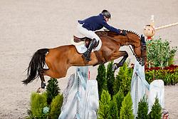 Dopazo Martin, ARG, Quintino 9, 302<br /> Olympic Games Tokyo 2021<br /> © Hippo Foto - Stefan Lafrentz<br /> 07/08/2021