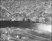 """""""Port of Portland. Terminal 1 and 2 aerials. August 2, 1971"""""""
