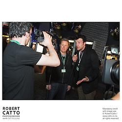 Robert Sarkies;Oliver Driver;Jonathan King at the Toronto International Film Festival 2006 at the Paramount Theatre, Toronto, Ontario, Canada.